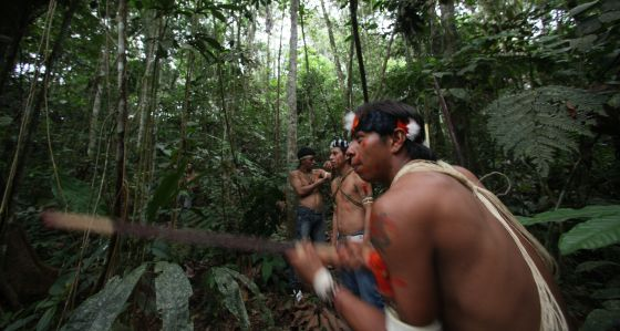 Ecuador abre la reserva de Yasuní a las petroleras ante la falta de apoyo