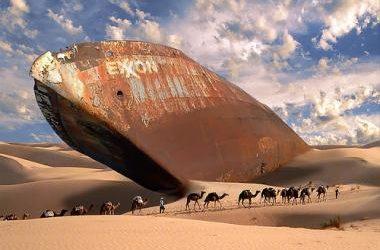 La guerra de las grandes petroleras contra la energía solar