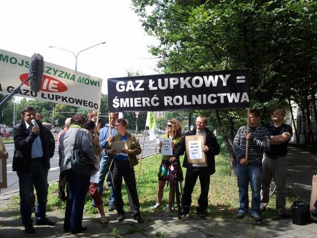 Estalla la burbuja del gas de esquisto en Polonia
