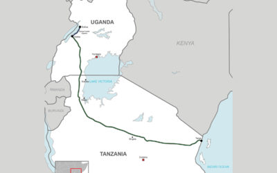 Big Win in Uganda – Tanzania Pipeline as Financiers Withdraw