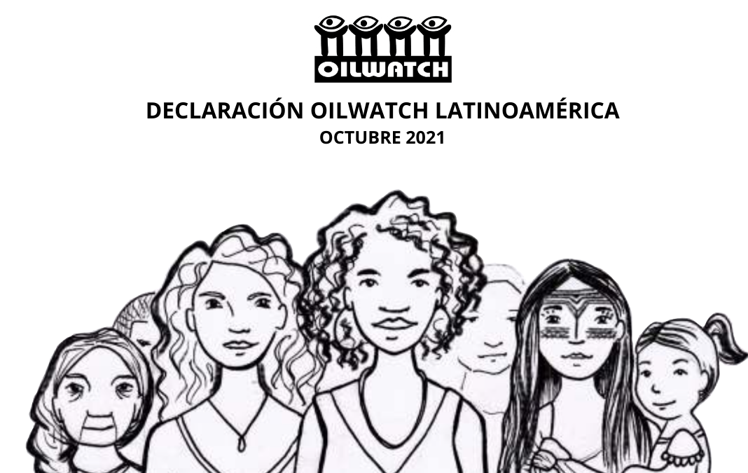 Oilwatch Latin America Statement: The Climate Debate is Not About CO2 Molecules!